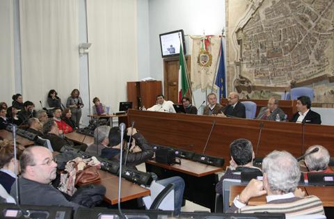 Presentazione mostra Gambelli