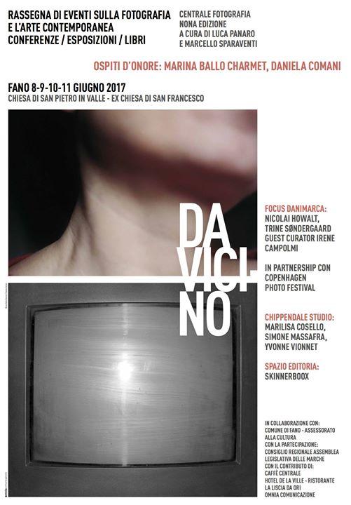 Nona edizione rassegna Centrale Fotografia Fano 2017
